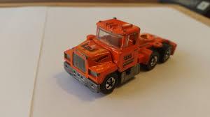 100 Hot Wheels Tow Truck Steering Rigs Mack V600 Tractor Cab Diecast Fanatics