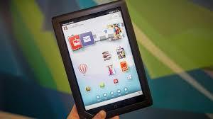 Barnes and Noble Nook HD is a Big Screen Good Value Tablet