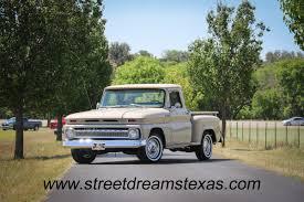 100 1965 Chevy Stepside Truck Chevrolet C10 SWB Stepside 305 Vintage AC Gauges 3spd Pwr Front