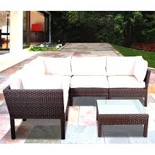 Outdoor Sectional Sofa Canada by Poundex P50244 Outdoor Patio Sectional Sofa Set And 15 Vitrines