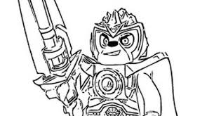 The Most Incredible Lego Chima Coloring Pages Pertaining To Encourage Color An Images