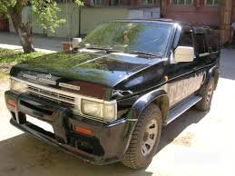 100 1991 Nissan Truck Terrano Pictures 2700cc Diesel Manual For Sale