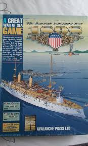 Where Did The Uss Maine Sank Map by Red In The Morning First Playtest Avalanche Games