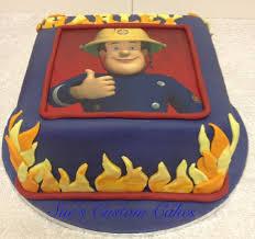 fireman sam cake pic 2 motivtorten kinder kinder torten
