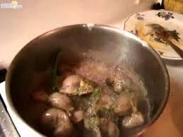 cuisiner les gesiers cuisiner des gésiers