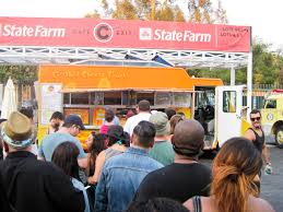 LA Street Food Fest Update   Wigo Los Angeles Food Truck Cater Archives Grilled Cheese Trucks Roxys Brick And Mortar Greepans Grater Ladybug Blog Exploits La Street Fest For Haiti Roaming Hunger The Home Facebook The Melty Buzz Original Super Long Line Up Moms Vanfoodiescom Menu
