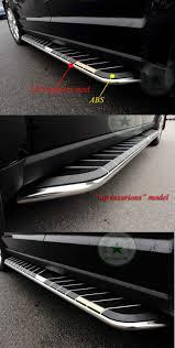 For LEXUS RX350 Running Board RX270 Side Step Bar ,