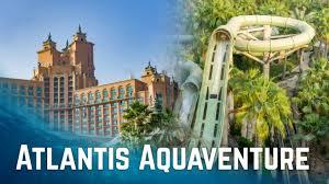 100 Hotel In Dubai On Water Slides At Atlantis Aquaventure Atlantis The Palm