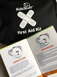 Everyday Thoughts: KidzStuff First Aid Kit [and Promo Code]