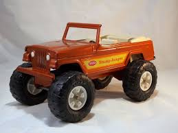 Tonka Jeepster Stump Jumper Bronze Color Complete Collectible 49250 ... Tonka Trucks Toysrus Vintage Toys Lifeguard Jeep Hey Kiddo Pinterest Amazoncom Classic Steel Mighty Dump Truck Ffp Toys Games Tough Flipping A Dollar Green Metal Van Truck Toy Yellow Striped Cars Truckspressed For Sale Ioffer Haul Metal 1999 Awesome Collection From Vehicle Play Vehicles Toy Amazoncouk 34 Best Old For Sale Images On Antique Retro Quarry John Deere 21 Big Scoop