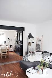 offenes wohn esszimmer im nordischen stil ich liebe deko