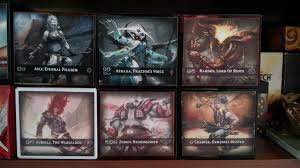 Best Pauper Edh Decks by I Too Made Images Labels To Organize My Commander Decks Edh