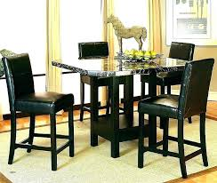3 Piece Kitchen Table Set Dining Tables Bar Style