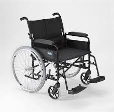 Invacare Transport Chair Manual by Invacare Ben Ng Hd Manual Heavy Duty Folding Wheelchair 20 X 17