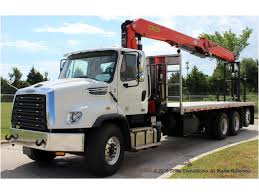 2016 FREIGHTLINER 114SD Boom | Bucket | Crane Truck For Sale ... 2007 Freightliner M2 Boom Bucket Truck For Sale 107463 Hours Pm Packages Bik Hydraulics 30105d 30 Ton Digger Crane Elliott Equipment Company Sinotruk 6 Wheeler Boom Truck 32 Tons Boomer Quezon City Hiranger Ford F750 Forestry 60 Wh Bts Welcome To Team Hancock 482 Lumber Trucks Truckmounted Telescopic Boom Lift Hydraulic Max 350 Kg Heila