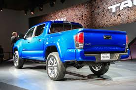 5 Things To Know About The 2016 Toyota Tacoma 2016 Toyota Tacoma Segment Leader Revamped Video Kelley Blue Leaked 2018 Specs And Options Whats Discontinued Reviews Price Photos 2008 Rating Motor Trend 2012 Features New For 2014 Trucks Suvs Vans Suv Models Redesign Trd Offroad Vs Sport Twelve Every Truck Guy Needs To Own In Their Lifetime Mauritius Official Site Cars Hybrids Vehicles Latest Prices Nissan Dubai Coming Soon Carscom Overview