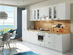 landhaus küche lora küchenzeile 320 cm im landhausstil weiß