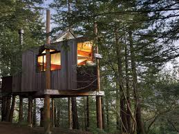 The 10 Coolest Treehouses In The World Ipropertycomsg