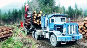 Driving Logging Trucks - In The Clear - SAFER.ca - YouTube