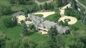 Slideshow Peyton Manning s new Cherry Hills mansion