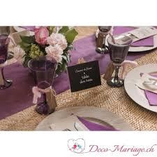 plan de table et marque table décoration de table décorations
