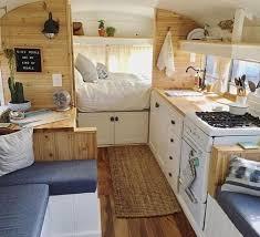 Motorhome Interior Design Ideas 14 Camper