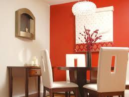 ein der farben wann sollte orange im esszimmer