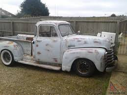 1950 CHEVROLET 3100 5 WINDOW PICKUP RATROD/HOTROD N/R 1947 Chevrolet 3100 Pickup Truck Ute Lowrider Bomb Cruiser Rat Rod Ebay Find A Clean Kustom Red 52 Chevy Series 1955 Big Vintage Searcy Ar 1950 Chevrolet 5 Window Pickup Rahotrod Nr Classic Gmc Trucks Of The 40s 1953 For Sale 611 Mcg V8 Patina Faux Custom In Qld Pictures Of Old Chevy Trucks Com For Sale