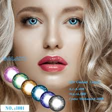 Coloured Contact Lenses Mesmer Grey OPULENT LENSES