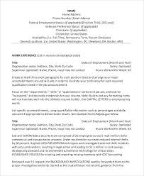 Federal Resume Example Technical Writer Samples Writing Sample Logistics