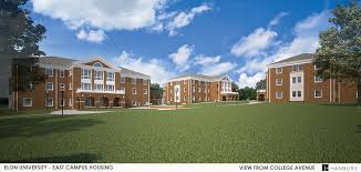 Elon University Housing Floor Plans by Elon U0027s Campus Busy With Summer Construction Activity