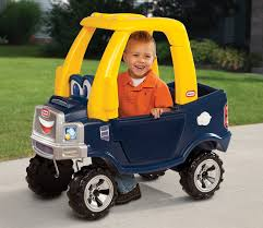 100 Truck Cozy Coupe Little Tikes