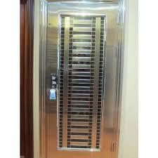 Metal Safety Door at Rs unit Metal Security Door