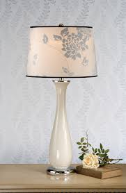 Wayfaircom Table Lamps by Laura Ashley Home Siena Table Lamp With Isodore Shade Wayfair