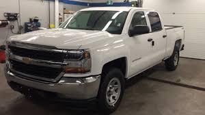 100 Chevy Work Truck 2018 Chevrolet Silverado 1500 Crew Cab Summit White Roy