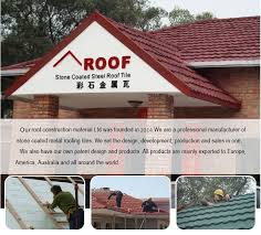 roof tile price list impervious warehouse building material