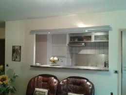 ouverture cuisine sur salon cloison cuisine séjour within idee ouverture cuisine sur salon