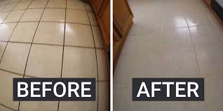 floor cleaner by the dirt army cleanses grout business