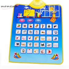 Soft Children Music Game Floor Mat Baby Carpet Russian
