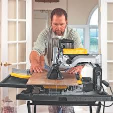 Cutting Glass Tile Backsplash Wet Saw by Detailed Review Of The Dewalt D24000 Wet Tile Saw