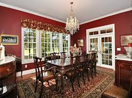 Modern Concept Red Dining Room Wall Decor Formal Decorating Ideas With