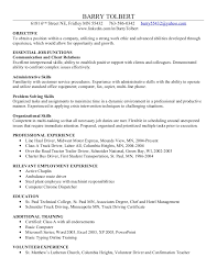 Excel Skills On A Resume