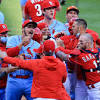 Benches clear in Cincinnati Reds-St. Louis Cardinals game, Nick ...