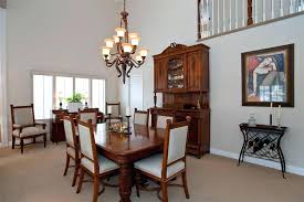 Ethan Allen Chandeliers Lovable Traditional Dining Room With Chandelier Carpet In