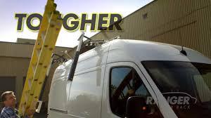100 Truck Pipe Rack Max Drop Down Ladder For Vans By Ranger Design YouTube