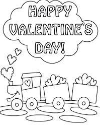 Lent Coloring Pages For Kindergarten Worksheets Valentines Day Page Valentine