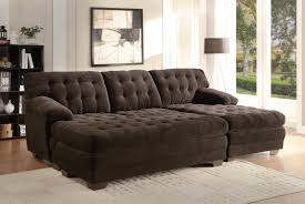 2017 popular wide seat sectional sofas