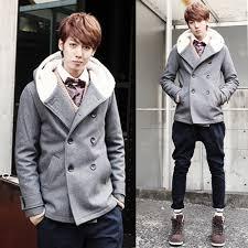 Korean Winter Fashion Men 2015 2016 Trends 2017