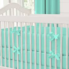 Teal And Coral Baby Bedding by Nursery Beddings Teal Baby Crib Bedding Set With Coral And Teal