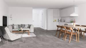 die neuste wohnzimmer mode fliesen betonoptik vinyldielen